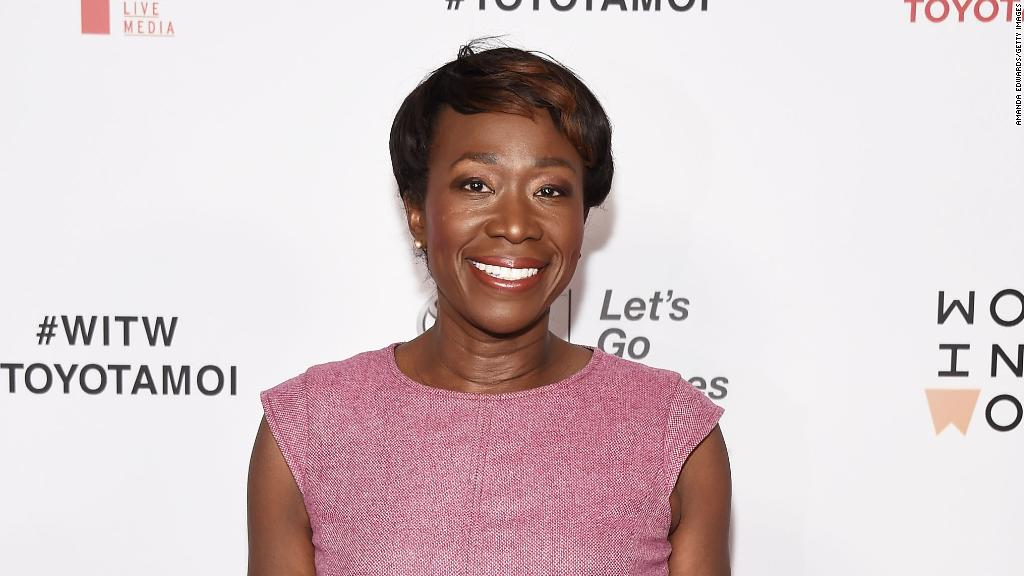 MSNBC host Joy Reid apologizes for incendiary old blog posts