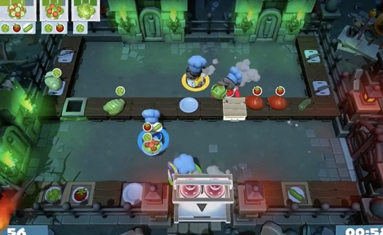 The Switch is getting some cool local multiplayer indie games