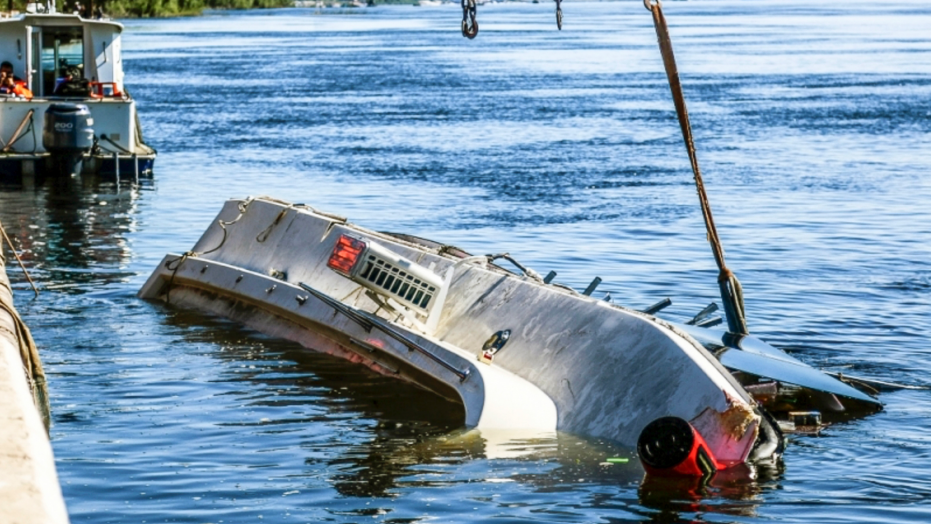 11 dead as boats collide in Russian city hosting World Cup