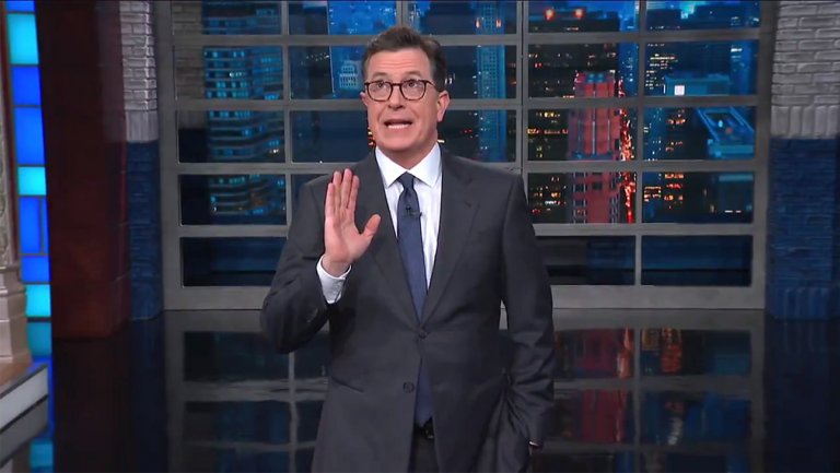 Late-Night Sounds Off on Trumps Historic Meeting With Kim Jong-un
