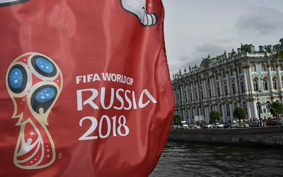 World Cup: More than 1,200 UK football hooligans blocked from flying to Russia