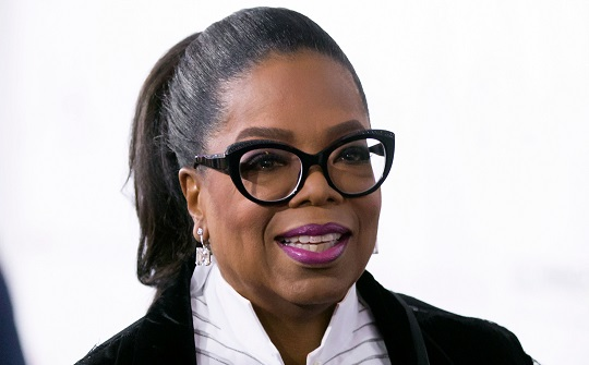 Oprah Winfrey to create new TV shows for Apple