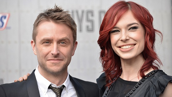 Chris Hardwick Under Fire as Ex-Girlfriend Alleges Abuse, Blacklisting