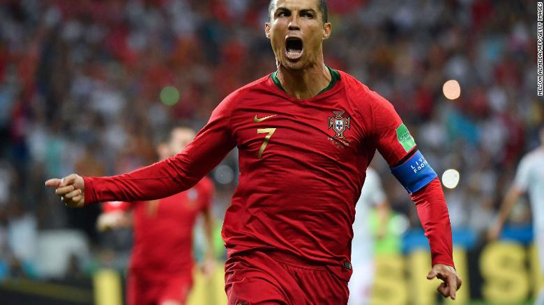 Brilliant Ronaldo rescues Portugal in thriller