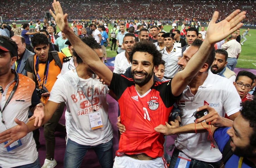 How Mohamed Salah managed the impossible: to unite Egypt