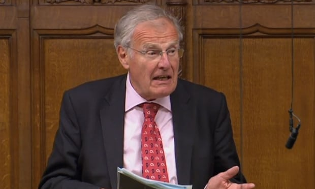 Tory MP Christopher Chope blocks progress of upskirting bill