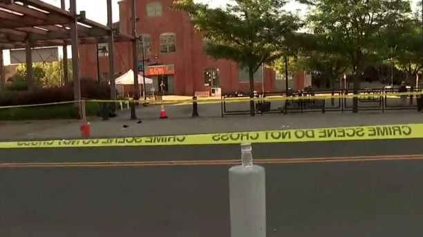 New Jersey arts festival shooting leaves 20 injured, 1 suspect dead, officials say