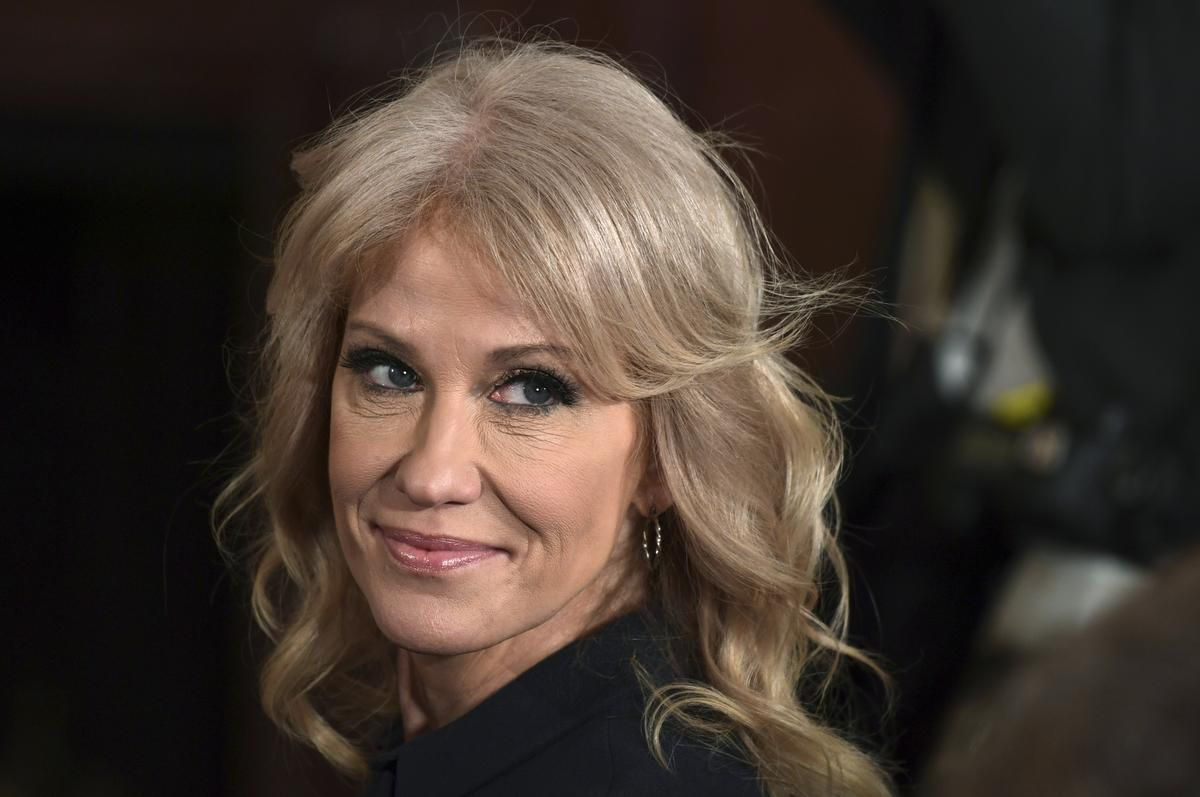 White House adviser Kellyanne Conway says 'nobody likes' family separation policy
