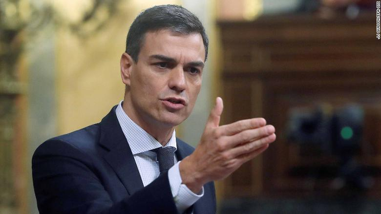 Spanish PM forced out after losing no-confidence vote amid ongoing European turmoil