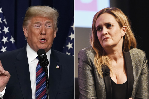 Donald Trump Says Samantha Bee Should Be Fired