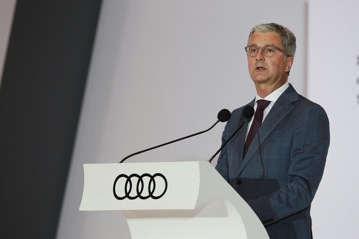 Audi CEO Arrested In Germany Over Diesel Scandal