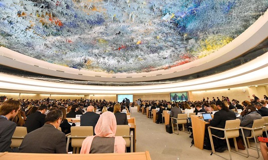 U.S. expected to back away from UN Human Rights Council