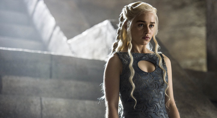 Emilia Clarke Says Goodbye To 'Game Of Thrones' In An Emotional Post