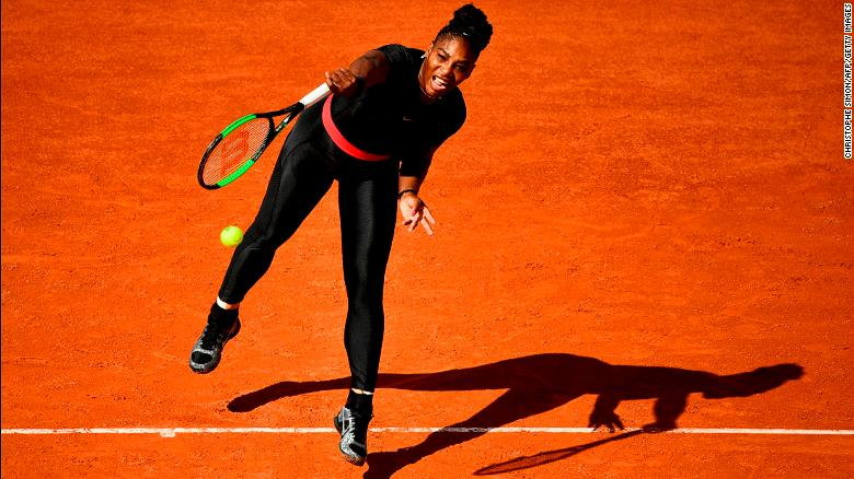 Serena Williams to face Maria Sharapova at French Open