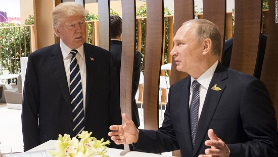 Trump and Putin plan to meet in mid-July