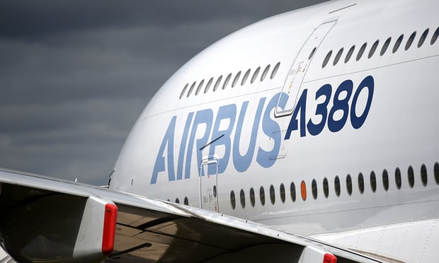 Airbus plans UK job cuts amid fears of hard Brexit impact