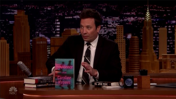 Jimmy Fallon Launches First-Ever Tonight Show Book Club