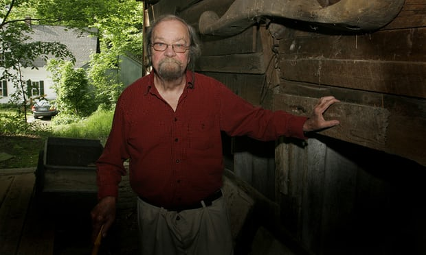 Donald Hall, US poet laureate and prize-winning man of letters, dies at 89