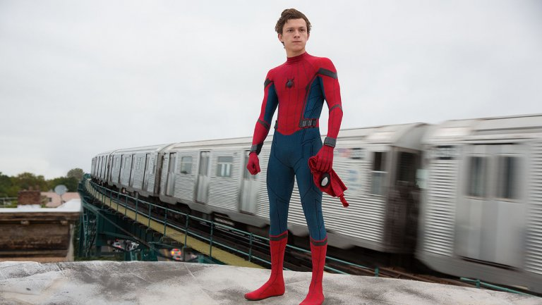 Tom Holland Reveals Next Spider-Man Movie Is Called Far From Home