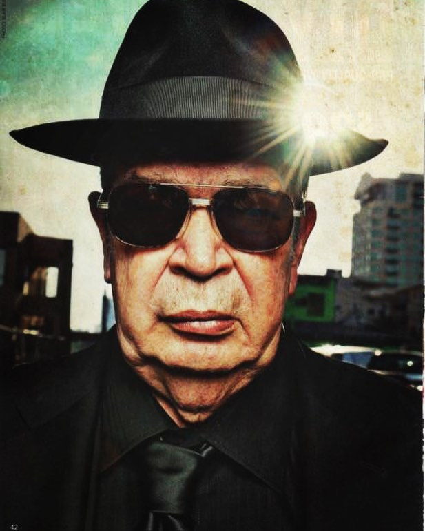 Richard Harrison, Known as The Old Man on Pawn Stars, Dies at 77