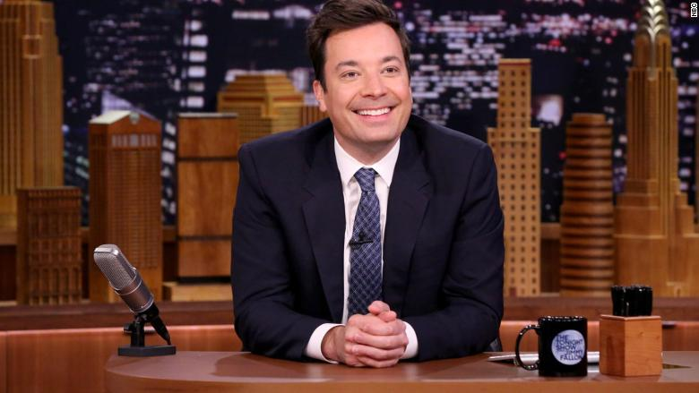 Jimmy Fallon responds to Trump: Why are you tweeting at me?