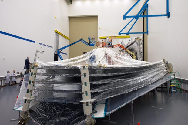 Launch of NASAs James Webb Space Telescope delayed again as costs rise