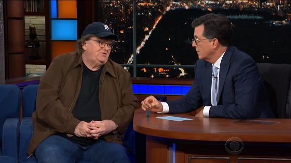 Michael Moore Reveals Release Date for His Anti-Trump Doc