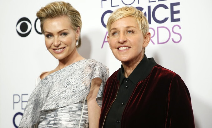 Why Ellen DeGeneres Divorce Rumors Made Portia de Rossi Feel 'Accepted'