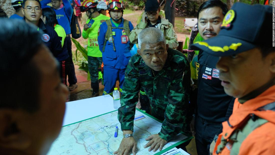 7 days in the dark: How the Thailand cave search unfolded