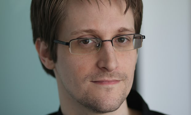 Edward Snowden: The people are still powerless, but now theyre aware
