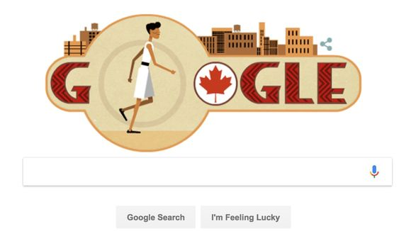 Google honors legendary marathoner Tom Longboat
