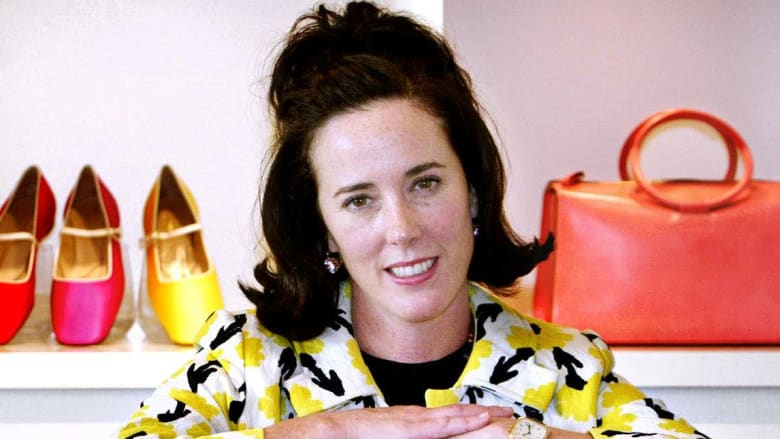 Designer Kate Spade, 55, found dead in New York