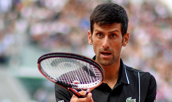 Novak Djokovic OUT of French Open after quarter-final defeat to Marco Cecchinato
