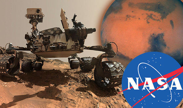 NASA to make MAJOR announcement on Thursday about LIFE on Mars