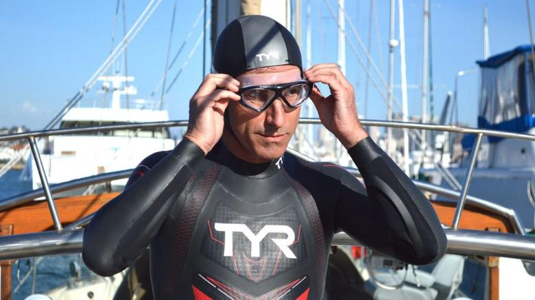 French man to cross Great Pacific Garbage Patch on 6-month swim