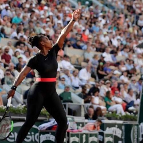 Serena Williams Withdraws From French Open With A Fierce Message