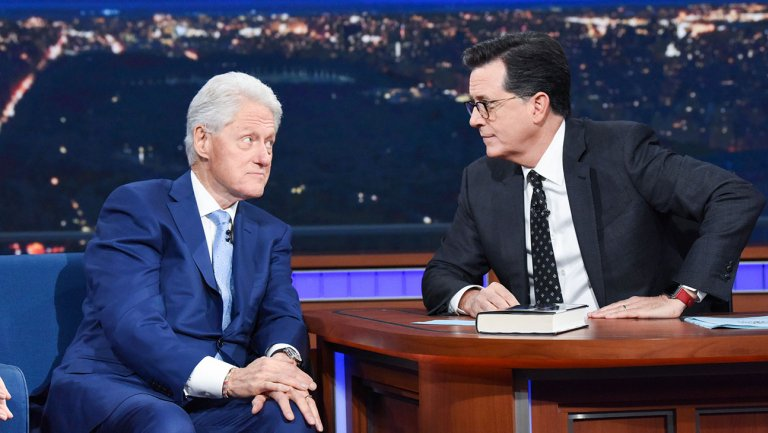 Bill Clinton Responds to Monica Lewinsky Comment Controversy: I Was Mad at Me