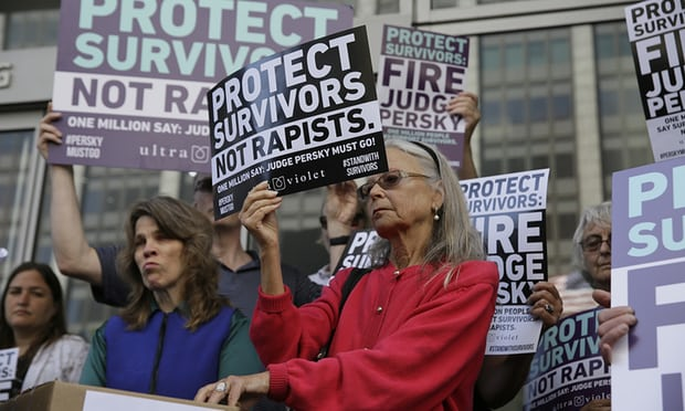 Voters oust California judge in Brock Turner sexual assault case