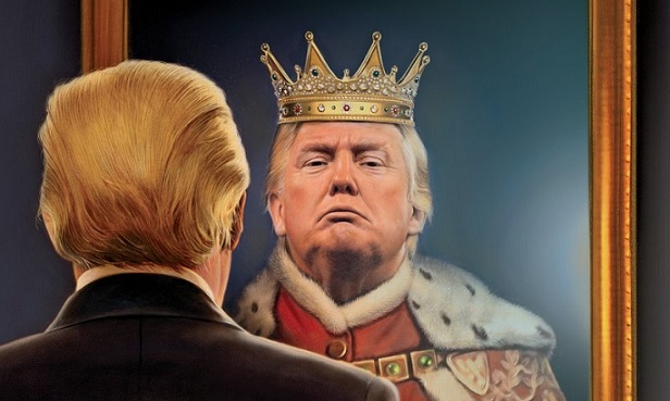 Time Magazine's Latest Cover Features Trump As 'King Me'