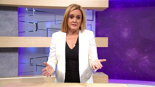 Samantha Bee Apologizes On-Air For Calling Ivanka Trump An Epithet