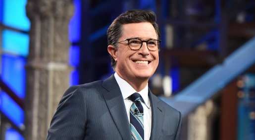 Colbert Has A Hilariously Awful List Of People Trump Could Pardon Next