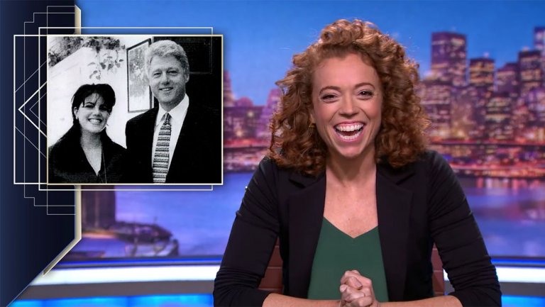 Michelle Wolf Defends Monica Lewinsky, Slams Media for High Horse Coverage of Recent Clinton Comment