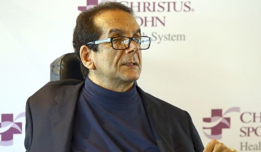 Conservative commentator Charles Krauthammer announces he has cancer, weeks left to live