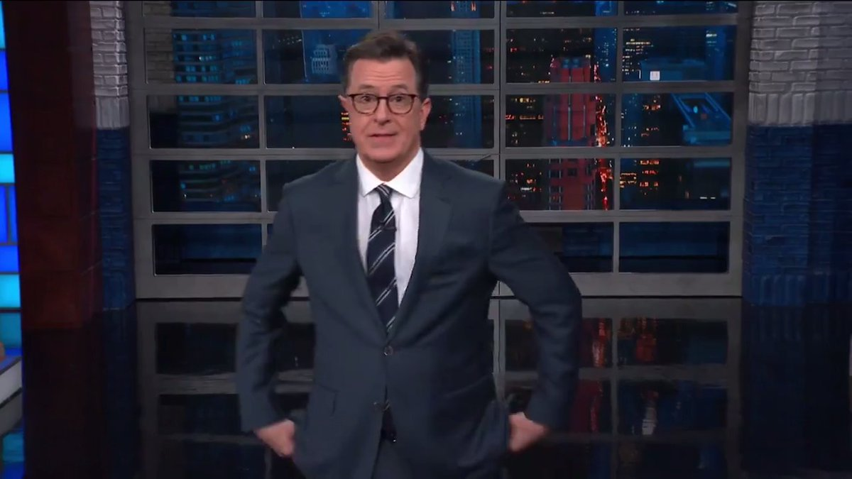 Stephen Colbert's Latest Trump Joke May Have Been Censored By CBS