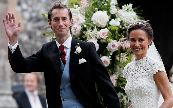 Pippa Middleton confirms pregnancy and reveals she escaped morning sickness unlike her sister Kate
