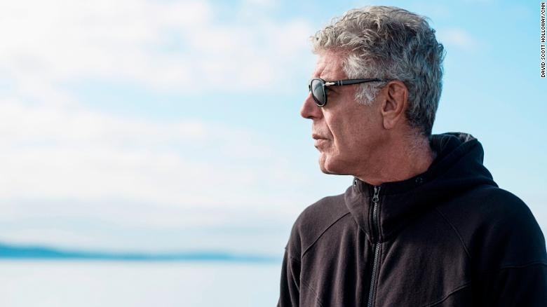 CNNs Anthony Bourdain dead at 61