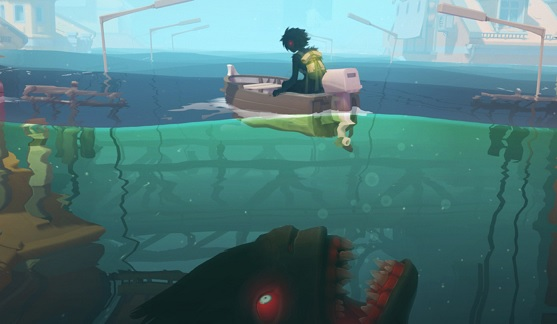 Sea of Solitudes haunting trailer is about humans who turn into monsters
