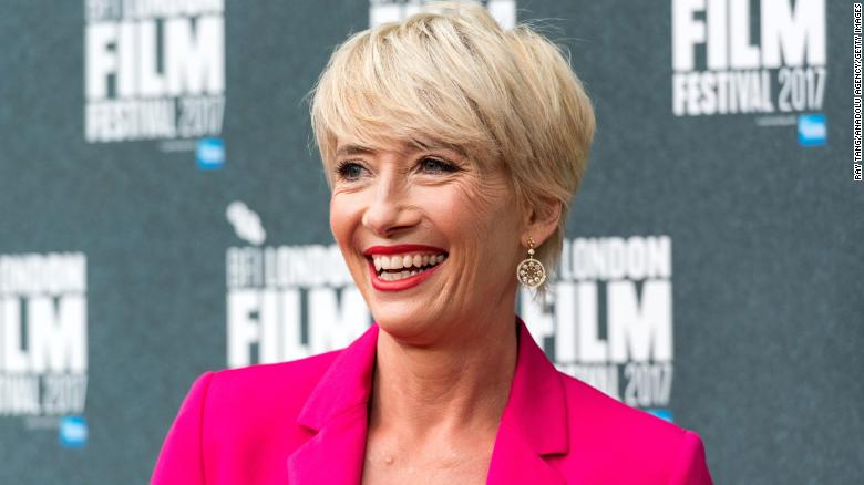 Actress Emma Thompson made a dame in Queens birthday honors list
