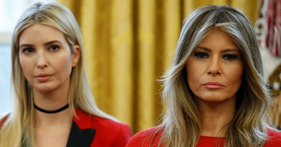 MSNBC Host Asks If Silent Ivanka And Melania Trump 'Dead Inside'