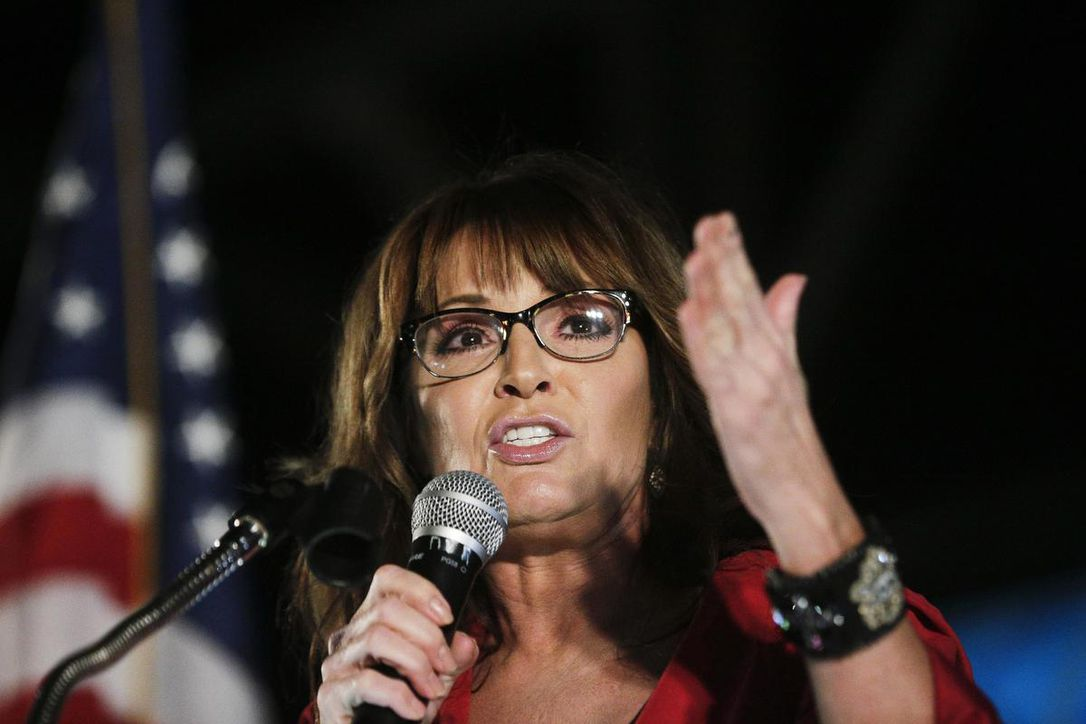 Sarah Palin says she was 'duped' into doing interview on Sacha Baron Cohen's new show